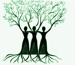 Qi Sisters 4 Tree Sisters @ Buckland in the Moor